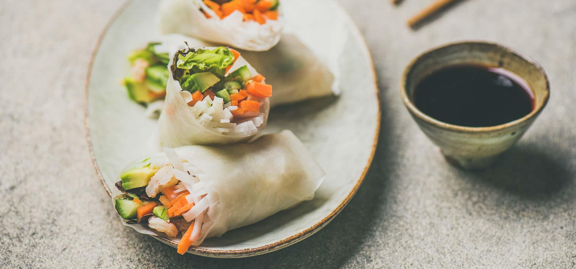 Carte de sushis variée et autres spécialités asiatiques à Saint-Ouen   Sushi Huit